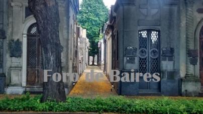 El Cementerio de la Chacarita cumple 147 años