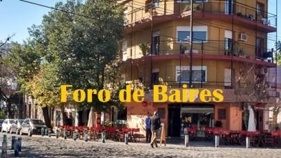 Las esquinas màs pintorescas y parisinas de Palermo
