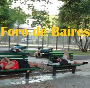 Los que duermen en la calle