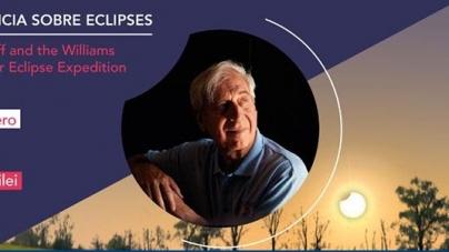 Se realizarà una conferencia sobre ECLIPSES en el Planetario