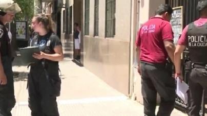 Los Bomberos de la Ciudad extinguieron incendio y salvaron al Museo Sarmiento