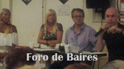 Horacio Rodrìguez Larreta conversò con los vecinos de la Comuna 14