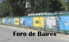 Continùan las Obras por el Viaducto Mitre