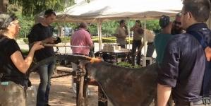 Artesanos Mundiales del Hierro: Segundo Encuentro Internacional de Herreros en Buenos Aires 2018