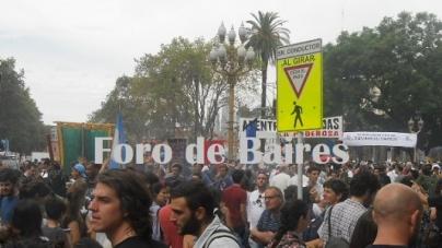 """Se realizò una marcha masiva por el """"Dìa Nacional de la Memoria"""""""