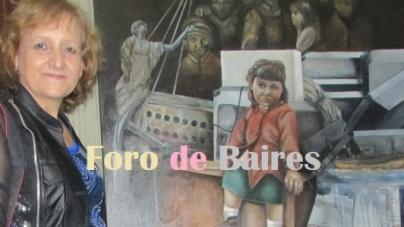 Entrevista a Ida De Vincenzo en el Centro Salamanca