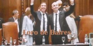 Horacio Rodrìguez Larreta inaugurò la Sesiones Ordinarias en la Legislatura Porteña
