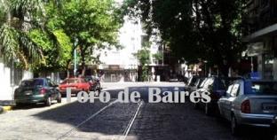 El Tranvia de la calle Guatemala