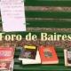 Dejan Libros en los Bancos de las Plazas para que el pùblico los pueda leer