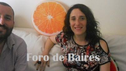 Entrevista a Maru Zapata y Bernardo Francese