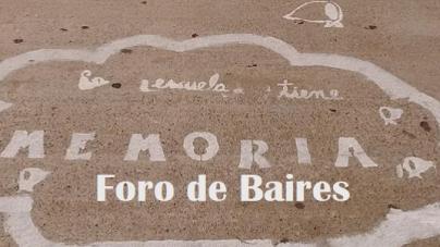 La reivindicación de los Pañuelos en Parques y Plazas: #SiTocanUnPañueloPintamosUnMillón