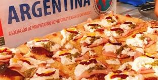 La Pizza Argentina fue seleccionada entre las mejores del Mundo