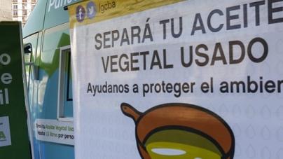 Las ferias y mercados de la ciudad reciben aceite vegetal usado y aparatos eléctricos y electrónicos en desuso