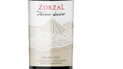 Zorzal Terroir Unico Malbec 2015