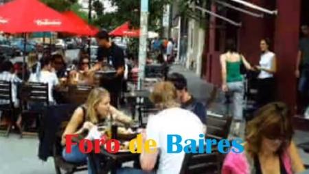 """""""Bartok"""" fue un Bar de Palermo"""