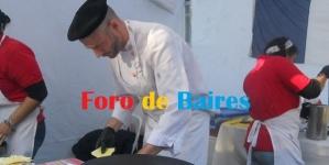 """La Feria """"Le Marchè"""" finalizò este Sàbado en el barrio de Recoleta"""
