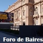 El Teatro Colón, sede de la actividad cultural de la Cumbre de Líderes