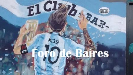 El Club Bar de Borges y Honduras