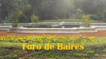 """El monumento de """"La Ondina del Plata"""", en el Jardìn Carlos Thays, sufriò roturas"""