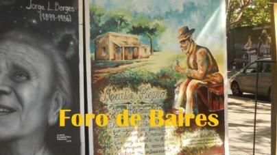 Jorge Luis Borges, el ìcono màs grande de Palermo, cumpliò años este Viernes 24 de Agosto