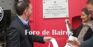 "El Centro Cultural ""Amigos de Eladia Blàzquez"" es sitio de interès cultural por la Legislatura Porteña"