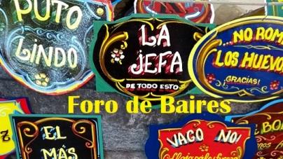 El Puesto de Fileteado en Plaza Cortázar
