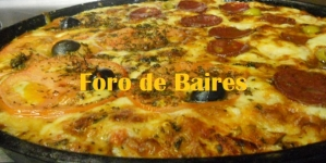 "La Pizzerìa ""El Cedròn"""