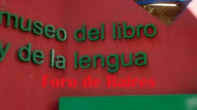 El Museo del Libro y de la Lengua