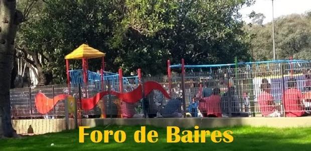 Actividades en Parque de los Patricios