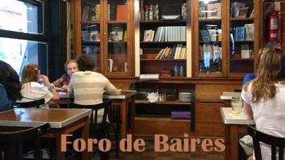 Entrevista en Café Cortázar