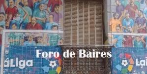 Los Graffitis en la esquina de Uriarte y Cabrera
