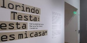 """Clorindo Testa presenta """"Esta es mi casa"""" en el Museo de Bellas Artes"""