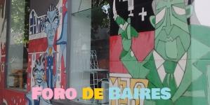 Los Graffitis de Gustavo Reinoso