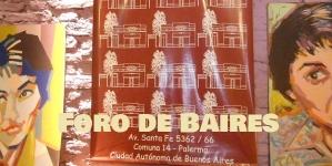 """""""Merienda al Sobre"""" y """"Feria Americana""""en el Centro Cultural Amigos de Eladia Blàzquez"""