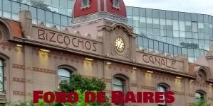 El Edificio Lezama, Ex Bizcochos Canale