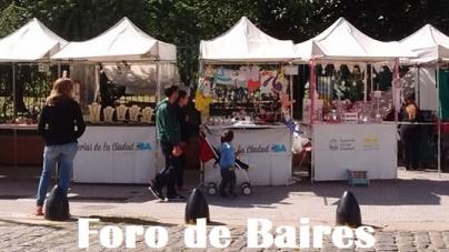 """""""Oktubre Al Dente"""" en el barrio de Palermo"""