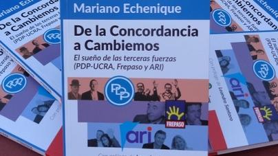 """Presentación del libro: """"De la Concordancia a Cambiemos. El sueño de las terceras fuerzas"""""""