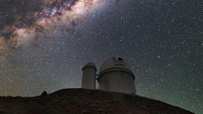 Estrellas Binarias Eclipsantes en el Planetario Galileo Galilei