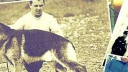 Chonino,  un perro policía que pasó a la historia