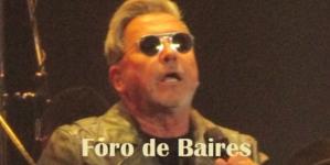 Ricardo Montaner estuvo en el Estadio Luna Park