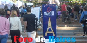 Viví la semana Francesa en Recoleta