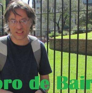 """Se realizó """"Huellas Urbanas en Recoleta"""", un recorrido guiado por la Comuna 2"""