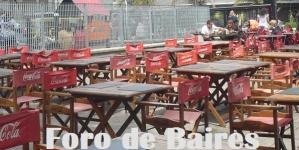 La crisis de los Bares vacíos en Palermo