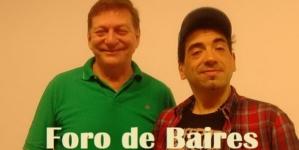 """Conferencia de Prensa con Daniel de la Vega (Director) y Osmar Núñez (Protagonista) del filme """"Punto Muerto"""""""