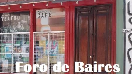"""Teatro """"El Tadrón"""""""