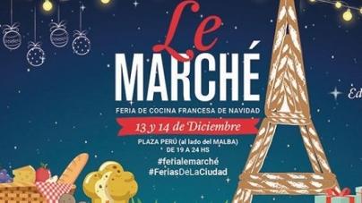 """Llega """"Le Marché"""" a Palermo, la Primera Edición Nocturna de Diciembre 2019"""