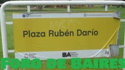 La Plaza Rubén Darío