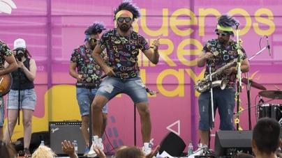 Buenos Aires Playa 2020: fin de semana con shows para grandes y chicos