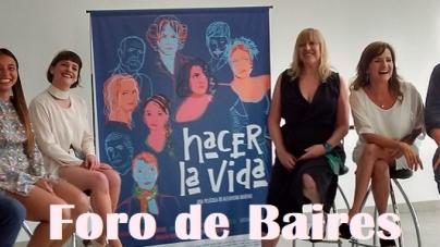 """Se realizó la Presentación de Prensa del Filme """"Hacer la Vida"""""""