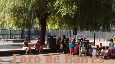 """""""Ruidositos en Juglar Juglar"""" estuvo en la Plaza Unidad Latinoamericana"""